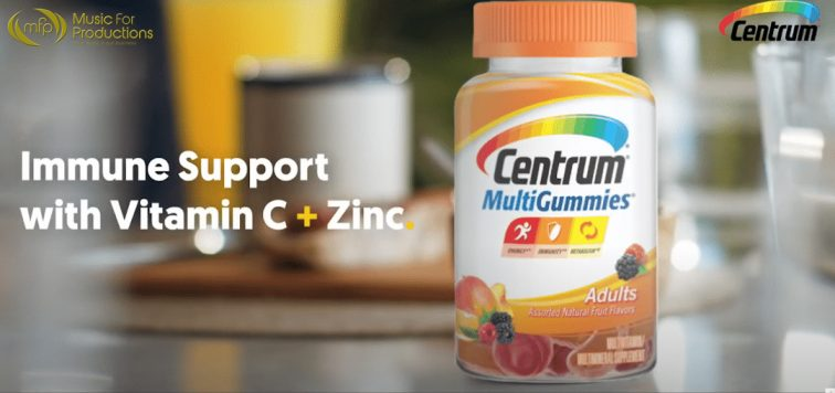 Immune Support With Vitamin C + Zinc