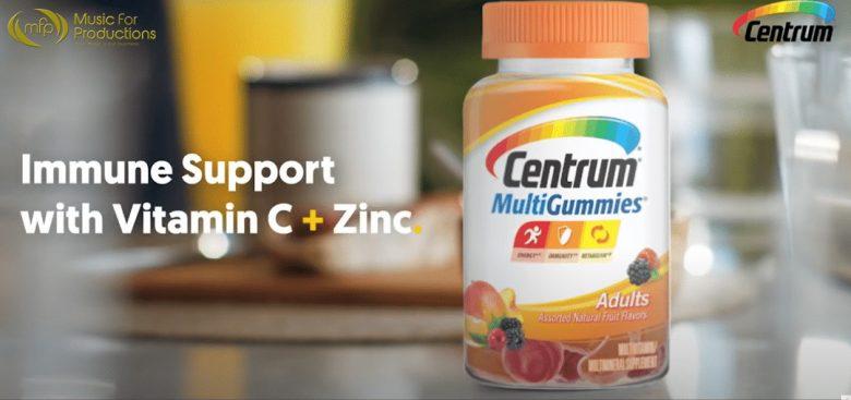 Immune Support With Vitamin C + Zinc